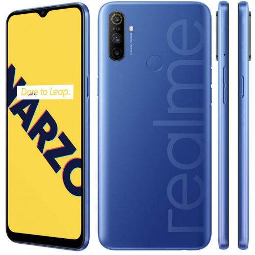 Анонсы: Realme Narzo 10 и 10А представлены официально