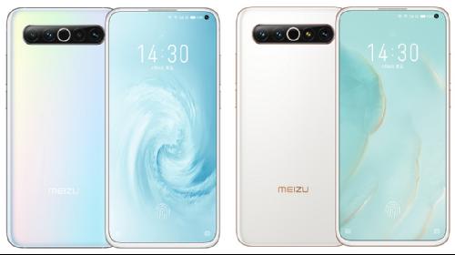 Анонсы: Meizu 17 и Meizu 17 Pro представлены официально