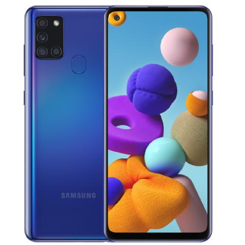 Анонсы: Samsung  Galaxy A21s оснастили QUAD-камерой и АКБ 5000 мАч