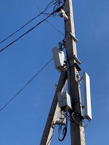Сайт 5G Билайн на Черногорском разрезе