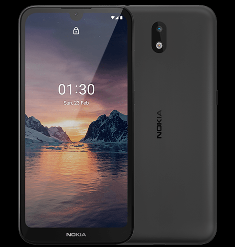 Анонсы: Nokia 1.3 – смартфон с Android 10 Go за 5 990 рублей