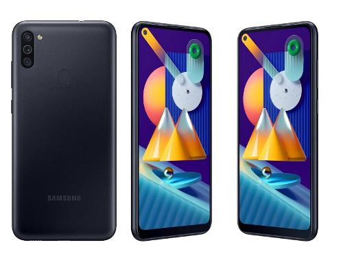 Слухи: Утечка раскрыла цены Samsung Galaxy M01 и Galaxy M11