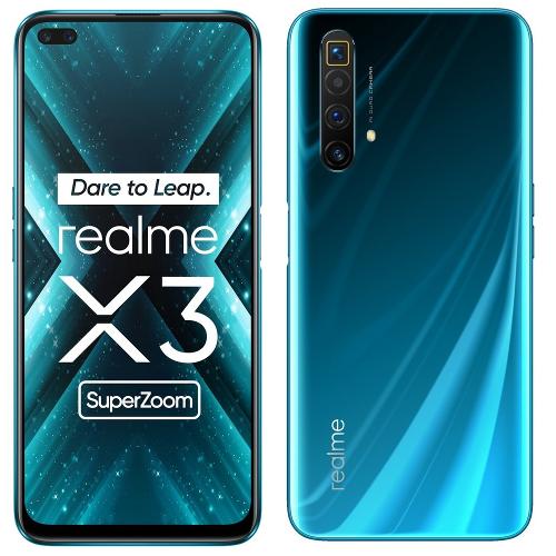 Слухи: Раскрыты подробности о Realme X3 SuperZoom