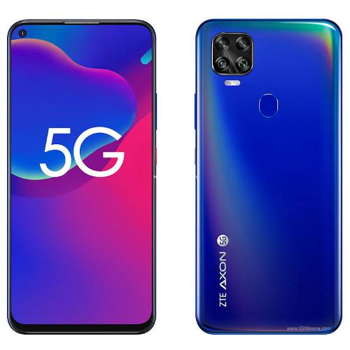 Анонсы: ZTE Axon 11 SE – 5G-смартфон за $279