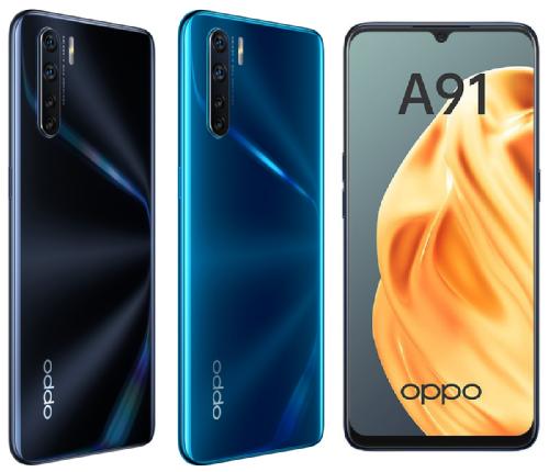 Анонсы: Oppo A91 представлен официально