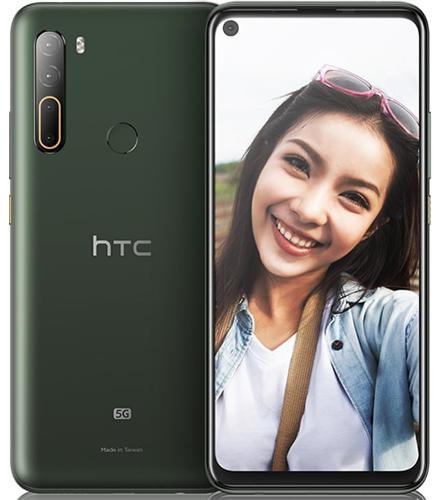 Анонсы: HTC U20 5G – 5G-смартфон на базе Snapdragon 765G