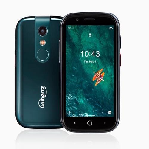 Анонсы: Unihertz Jelly 2 – очень компактный смартфон