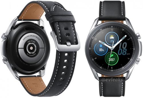 Слухи: Раскрыты цены и варианты Samsung Galaxy Watch3