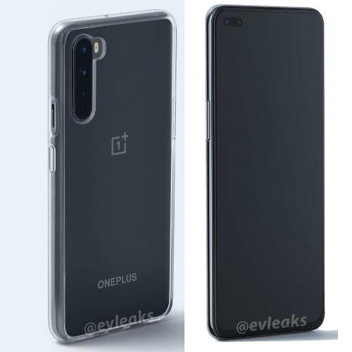 Слухи: OnePlus Nord замечен на рендерах