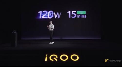 Это интересно: iQOO официально анонсировал быструю зарядку 120 Вт