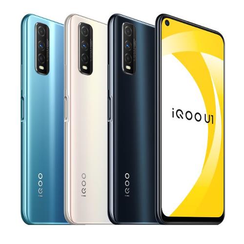 Анонсы: Представлен IQOO U1, самый доступный смартфон бренда