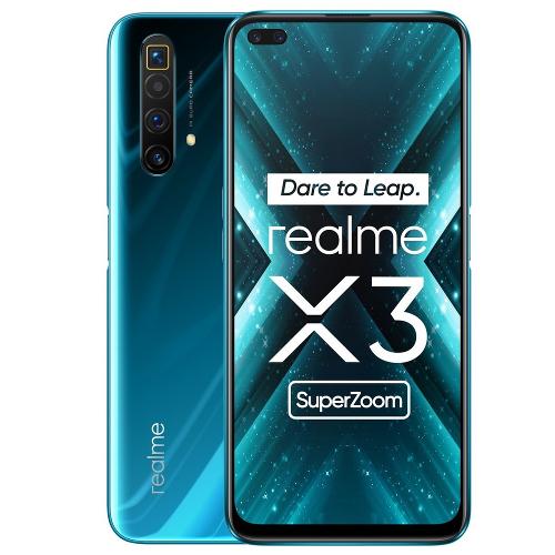 Анонсы: Realme X3 SuperZoom и Realme Watch доступны России