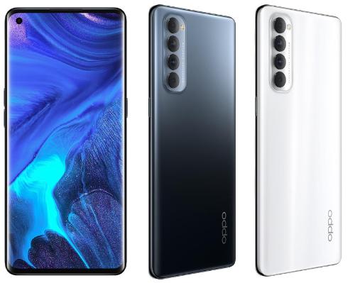 Анонсы: Oppo Reno4 Pro на Snapdragon 720G представлен официально