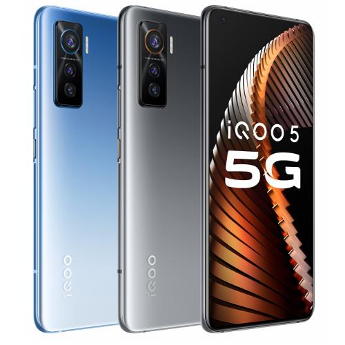 Анонсы: IQOO 5 и 5 Pro представлены официально