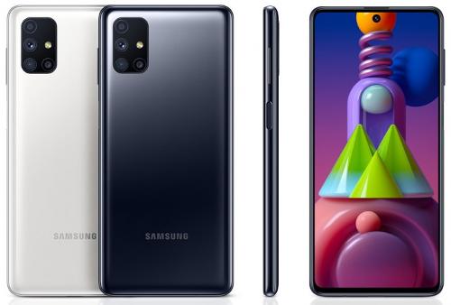 Анонсы: Samsung Galaxy M51 представлен официально