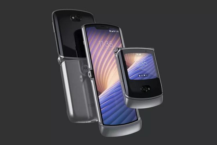 Анонсы Motorola Razr c поддержкой 5G представлен официально
