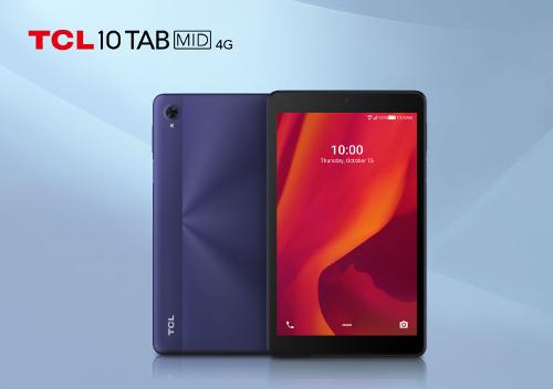 Анонсы: Представлены планшеты TCL 10 TABMAX и TCL 10 TABMID