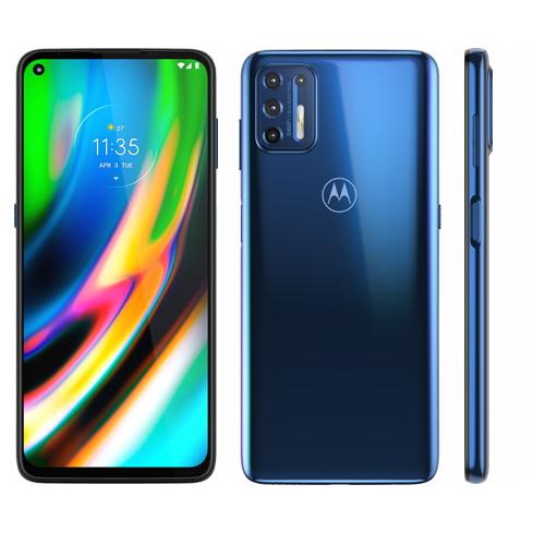 Слухи: Раскрыты спецификации Motorola Moto G9 Plus