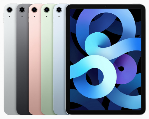 Анонсы: iPad Air нового поколения представлен официально