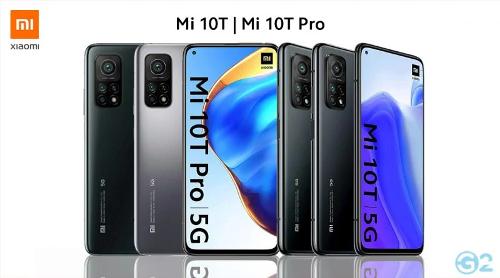 Слухи: Появились подробности о Xiaomi Mi 10T и Mi 10T Pro