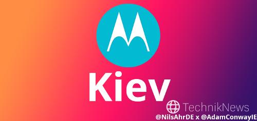 Слухи: Motorola работает над смартфоном с кодовым именем Kiev