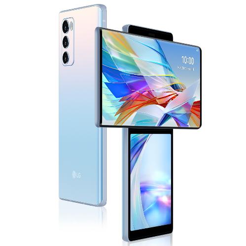 Анонсы: LG Wing с поворотным экраном представлен официально