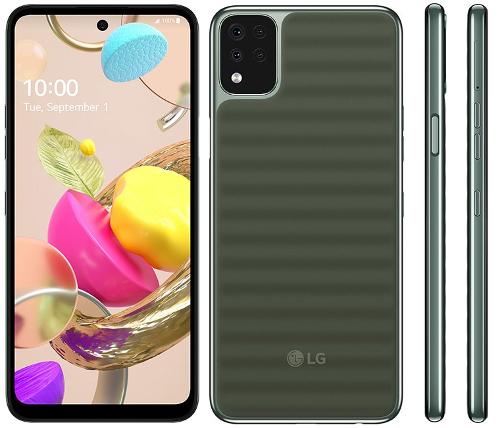 Анонсы: LG K42 представлен официально