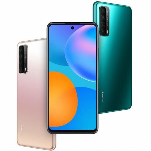 Анонсы: Huawei представила P Smart 2021