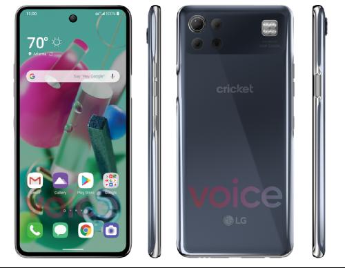 Слухи: LG K92 5G – новый эксперимент LG Mobile