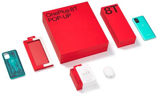 Анонсы: OnePlus 8T представлен официально
