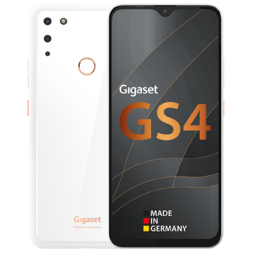 Анонсы: Gigaset GS4 – немецкий смартфон на чипе MediaTek