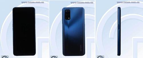 Слухи: Oppo K7x 5G появился в TENAA