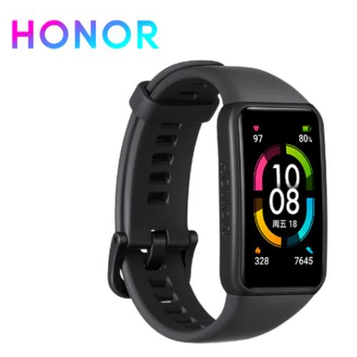 Анонсы: Honor Band 6 смарт-браслет большим дисплеем и датчиком уровня кислорода