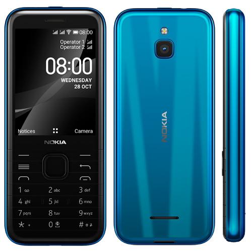 Анонсы: Nokia 6300 4G и Nokia 8000 представлены официально