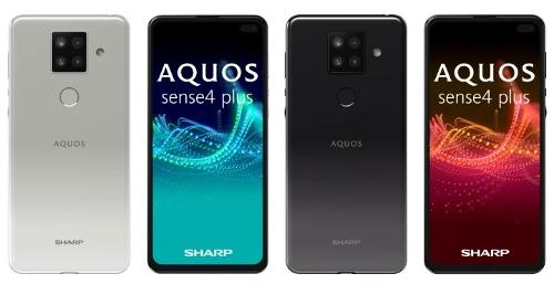 Анонсы: Sharp Aquos Sense 4 Plus доступен на Тайване