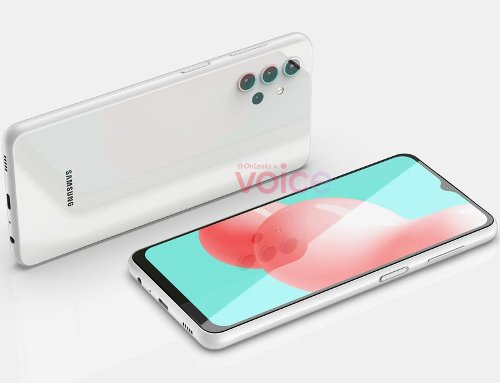 Слухи: Samsung Galaxy A32 5G замечен на рендерах