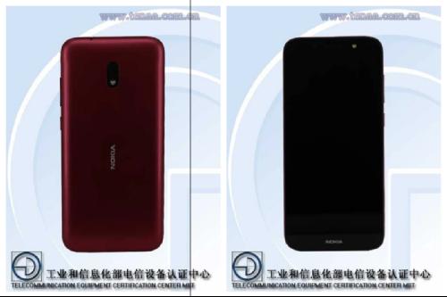 Слухи: Nokia TA-1335 замечен в TENAA