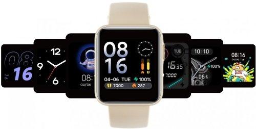Анонсы: Xiaomi анонсировала смарт-часы Mi Watch Lite