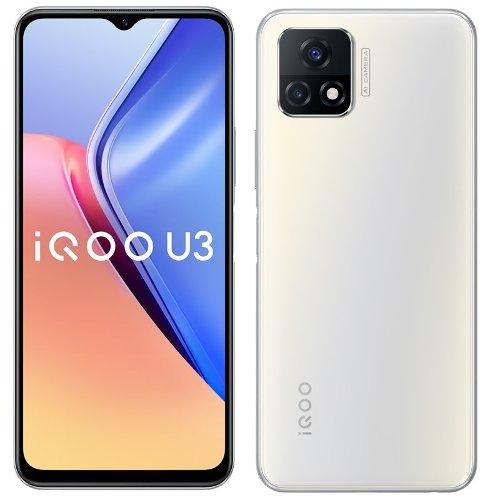 Анонсы: Vivo iQOO U3 получил 6.6-дюймовый дисплей  90 Гц и АКБ 5000 мАч