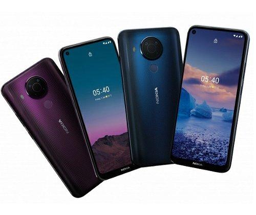 Анонсы: Nokia 5.4 представлен официально