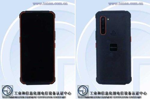 Слухи: Защищенный смартфон Hisense D50 5G замечен в TENAA