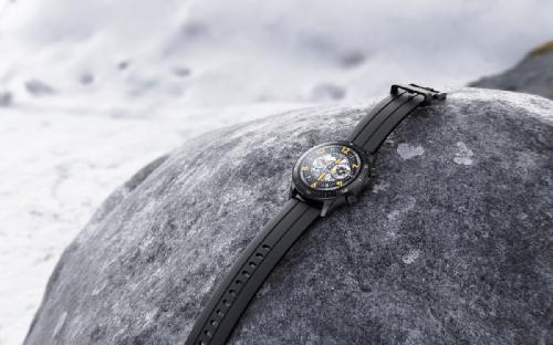 Анонсы: Раскрыта внешность Realme Watch S Pro