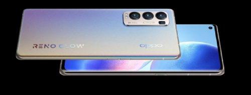 Анонсы: Представлен Oppo Reno5 Pro+ с SD865 и 50 Мп камерой