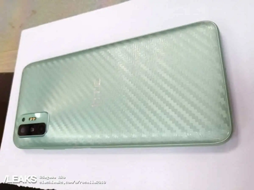 Слухи: HTC Desire 21 Pro замечен на «живых» фото