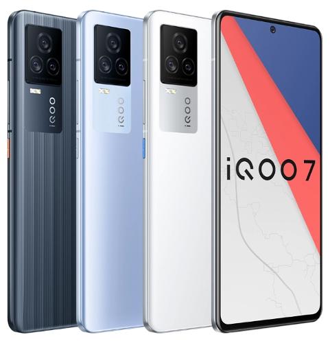 Анонсы: iQOO 7 – игровой смартфон на базе Snapdragon 888