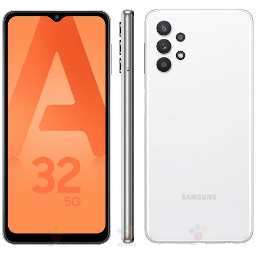 Слухи: Samsung Galaxy A32 замечен на рендерах
