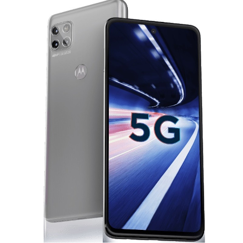 Анонсы: Moto One 5G Ace представлен официально