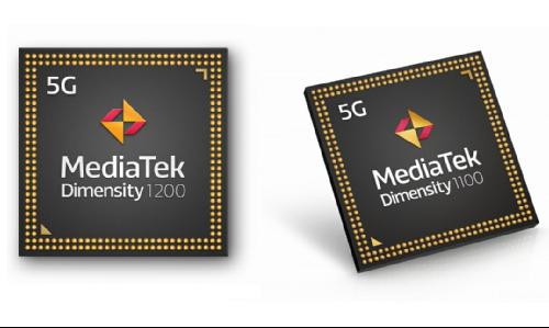 Компоненты: MediaTek Dimensity 1200 и Dimensity 1100 представлены официально