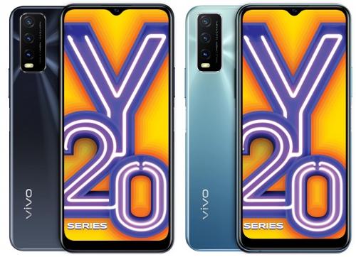Анонсы: Vivo Y20G получил Helio G80 и АКБ 5000 мАч