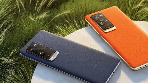 Анонсы: Vivo X60 Pro+ на Snapdragon 888 представлен официально
